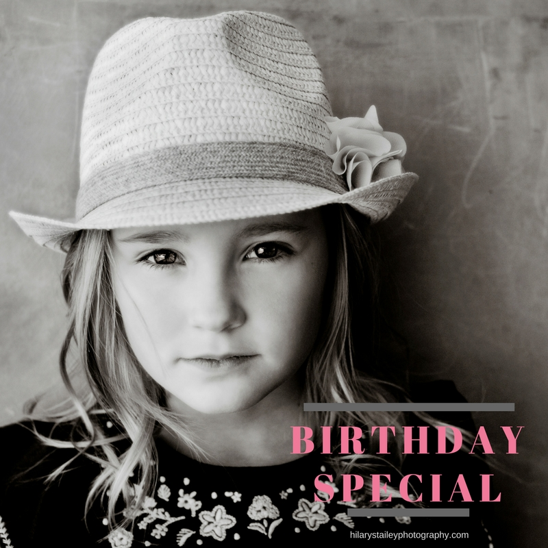 HilaryStaileyPhotography: Birthday Special