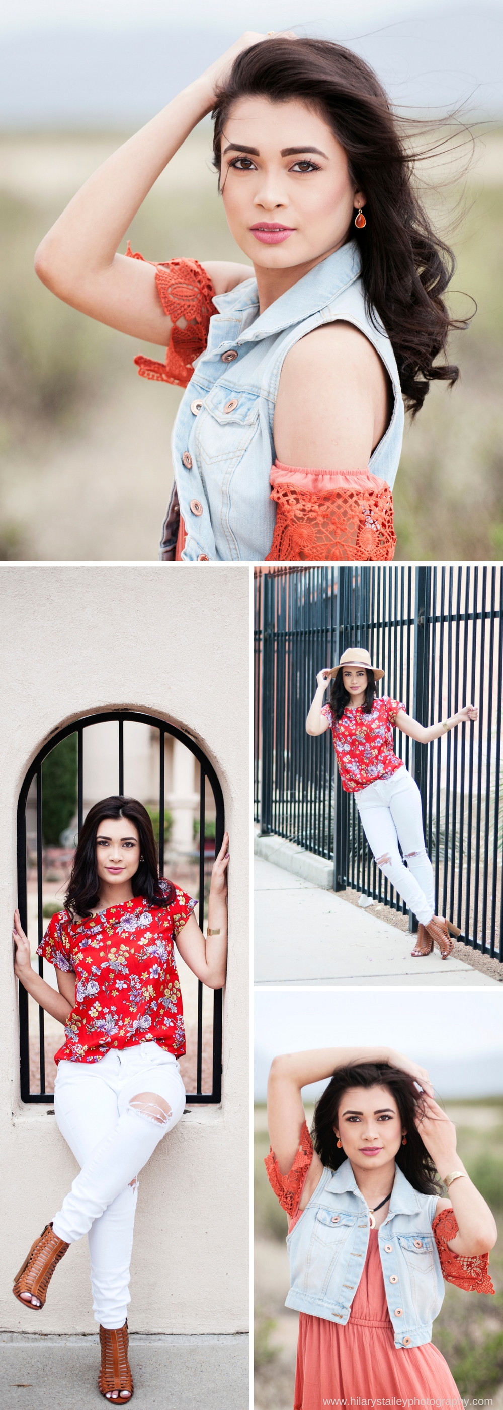 High School Senior Photography with Hilary Stailey