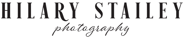 Logo for Hilary Stailey Photography