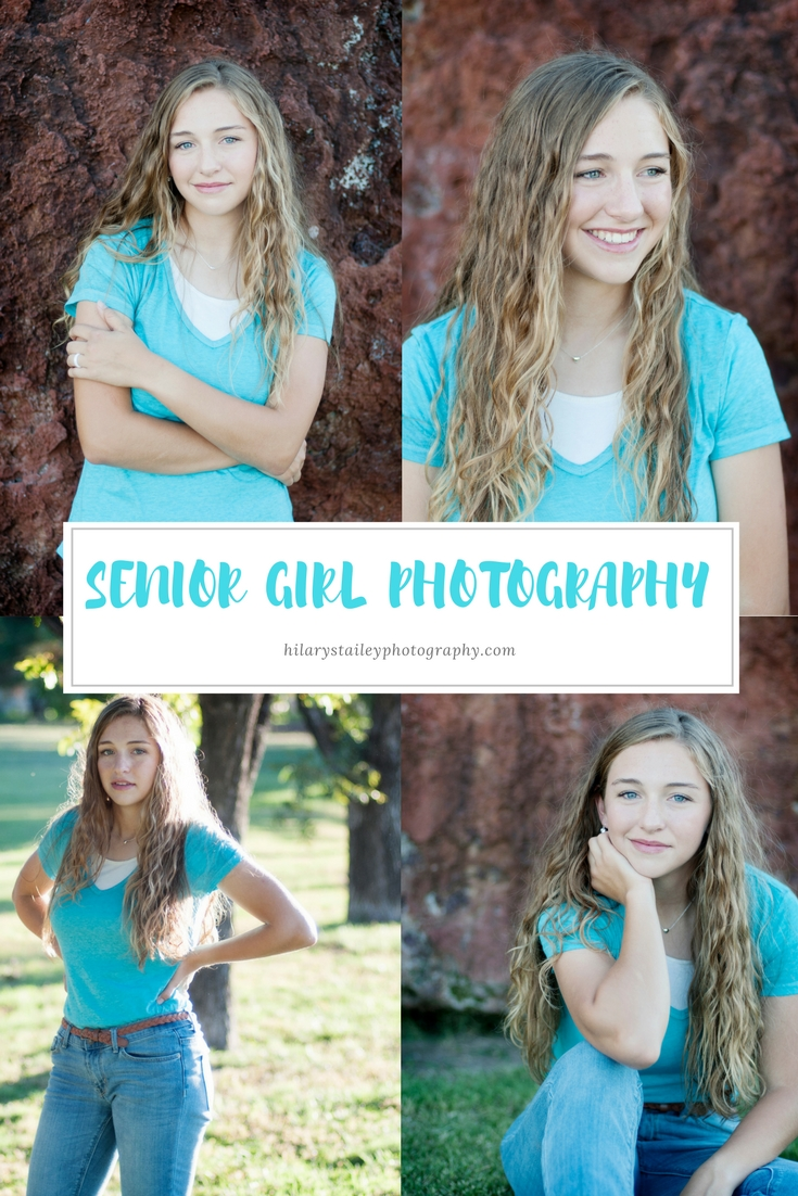 Senior Girl Photography @ hilarystaileyphotography.com